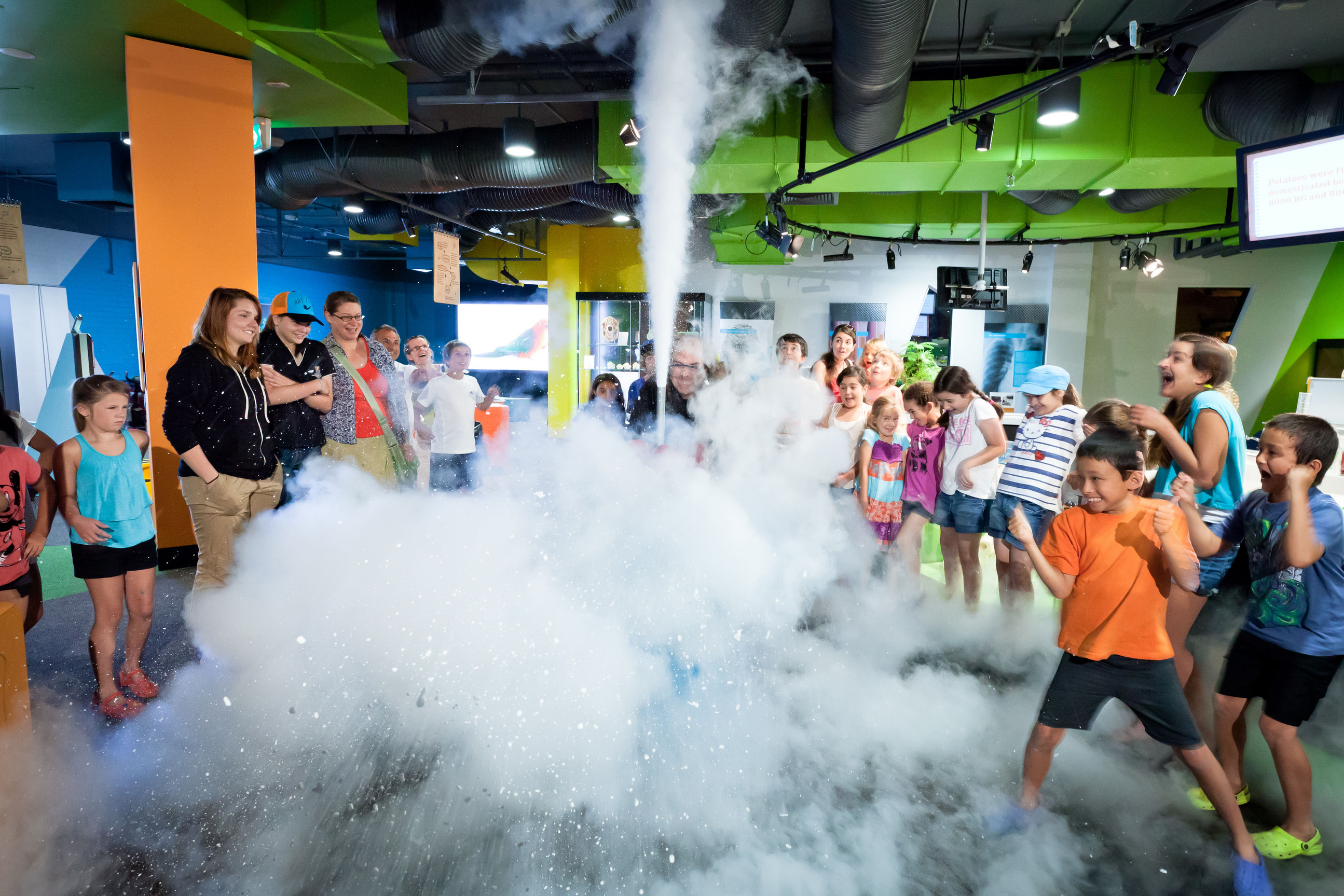 Family Getaway Questacon Package | Crowne Plaza Canberra