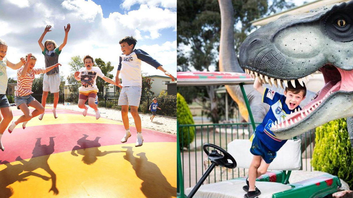 Family summer holiday activities in Canberra