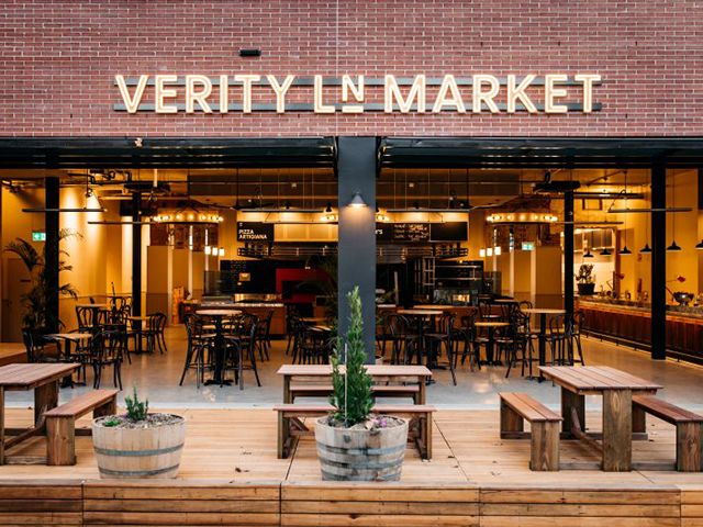 First Look at Verity Lane Markets. Photo: Lean Timms.