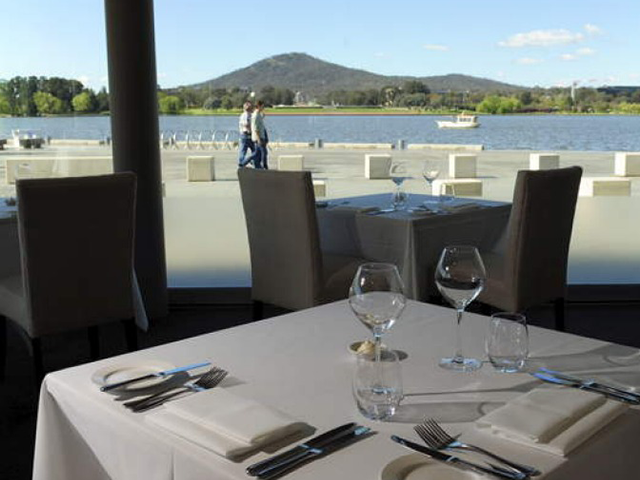 Waters Edge, Canberra