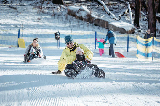 Corin Forest Mountain Resort. Stopover between Canberra to Snowy Mountains.